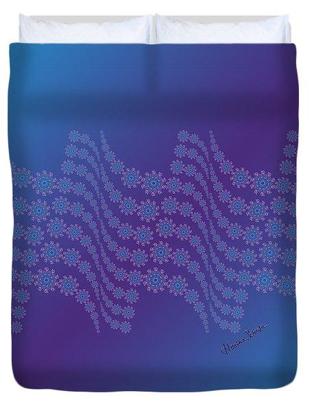 Twilight Ocean Duvet Cover
