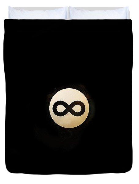 Infinity Ball Duvet Cover