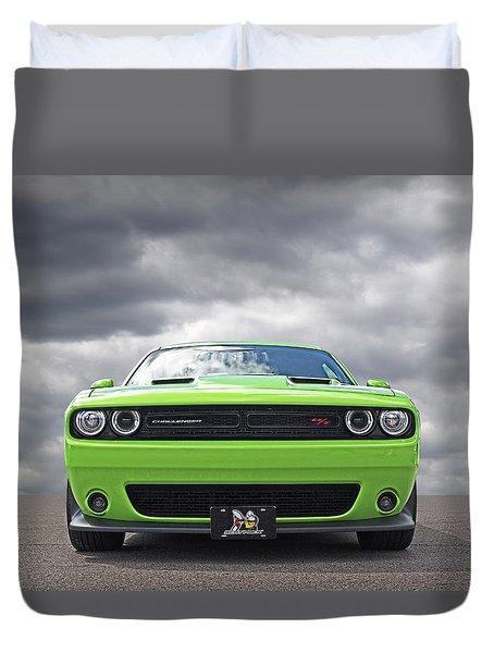 Challenger Scat Pack Duvet Cover