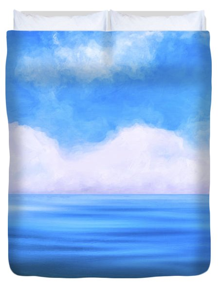 Sea Dreams Duvet Cover by Mark E Tisdale