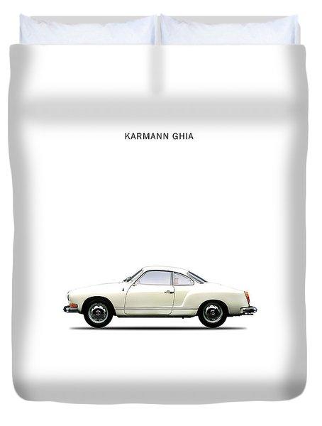 The Karmann Ghia Duvet Cover