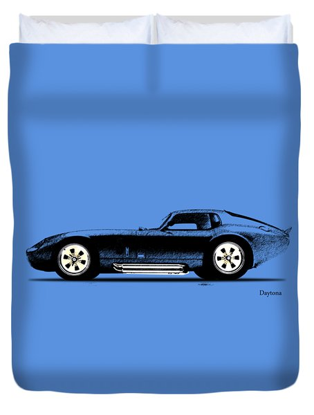 The Daytona 1965 Duvet Cover