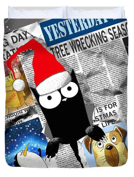 Christmas Special Duvet Cover