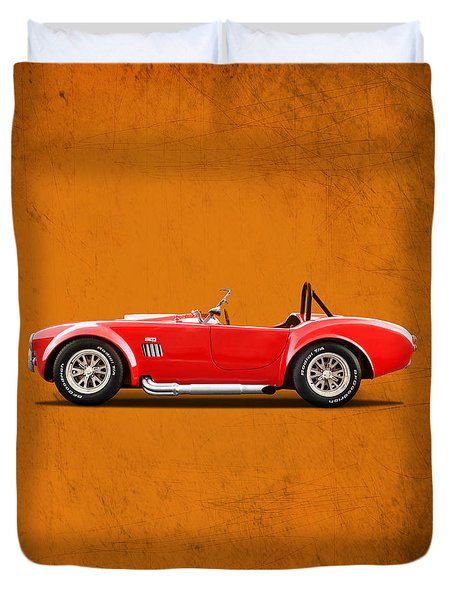 The Cobra Duvet Cover