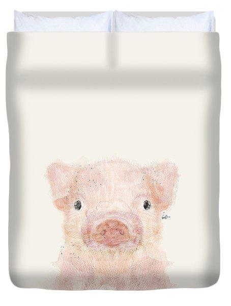 Little Pig Duvet Cover
