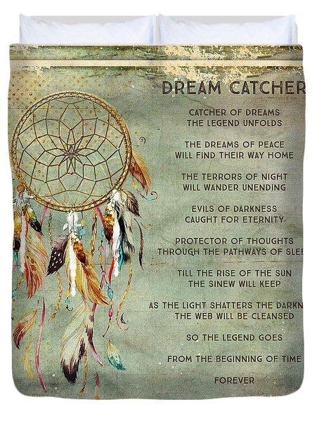 Dream Catcher Duvet Cover
