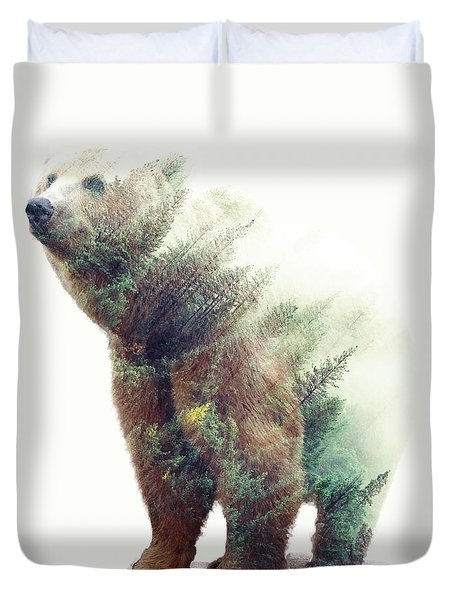 One With Nature V2 Duvet Cover