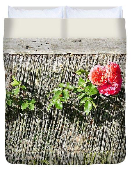 Floral Escape Duvet Cover by Ivana Westin