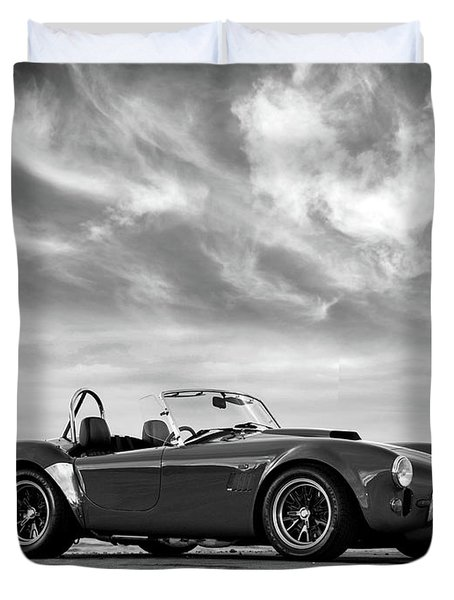 Ac Shelby Cobra Duvet Cover