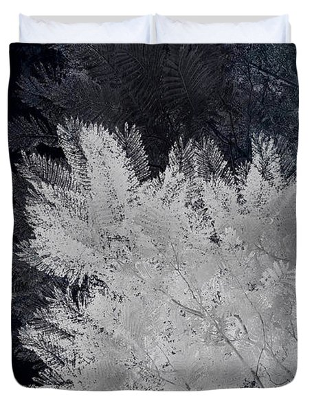 Ghost Of A Tree Duvet Cover