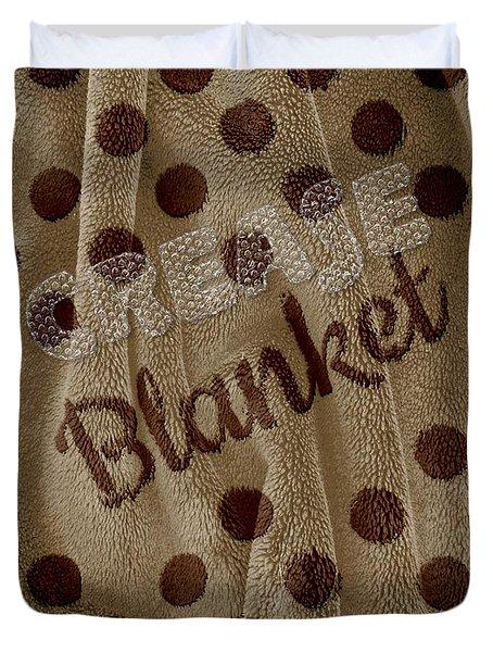 Blanket Duvet Cover by La Reve Design