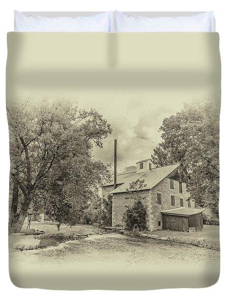 Babcock Mill Duvet Cover
