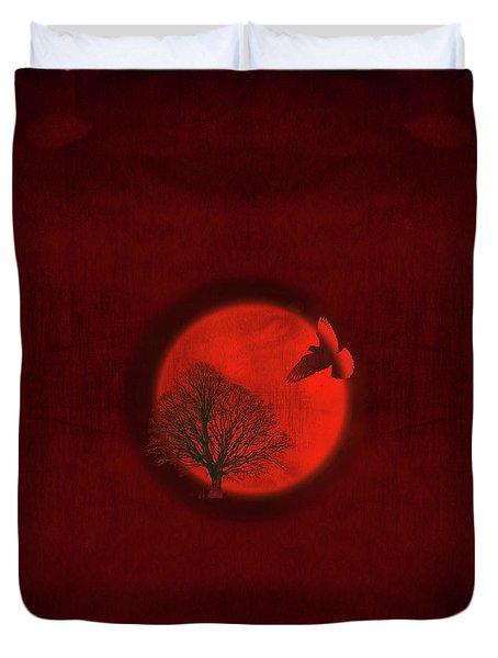 Longing Duvet Cover by AugenWerk Susann Serfezi