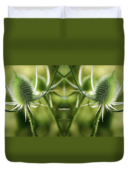 Wonderful Teasel - Duvet Cover
