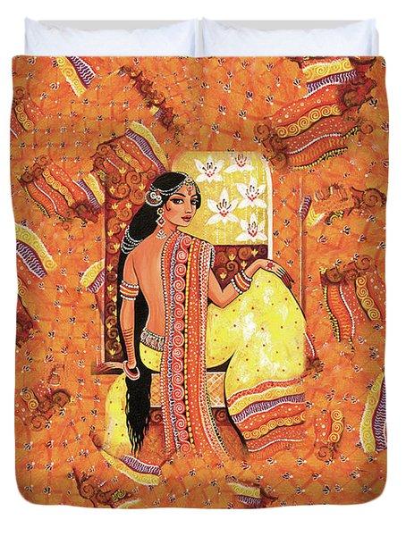 Bharat Duvet Cover
