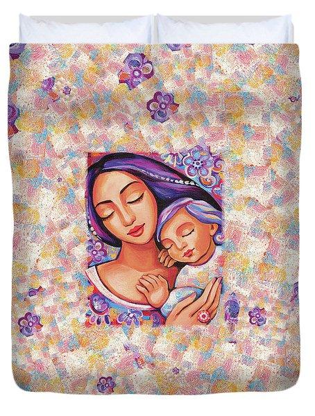 Dreaming Together Duvet Cover