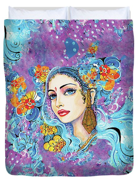 The Veil Of Aish Duvet Cover