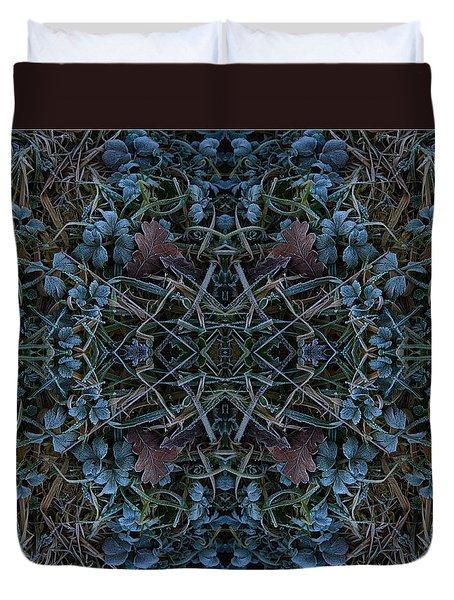 Frostings 4 Duvet Cover