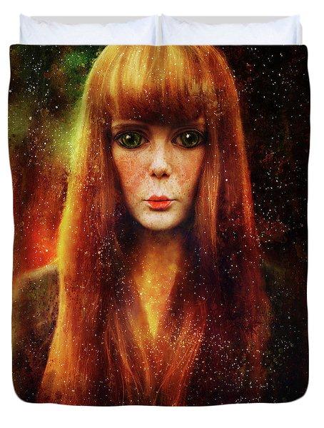 Star Dreamer Duvet Cover