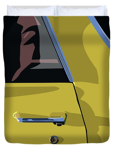 Ranchero Duvet Cover