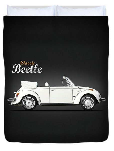 The Classic Beetle Duvet Cover