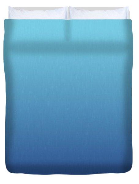 The Fine Art Of Preening Duvet Cover