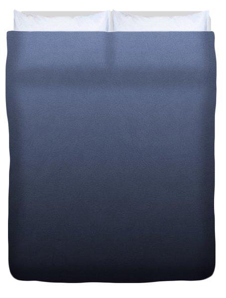 Gray Crowned Crane Duvet Cover