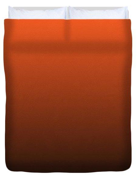 Ultimate Orange Duvet Cover