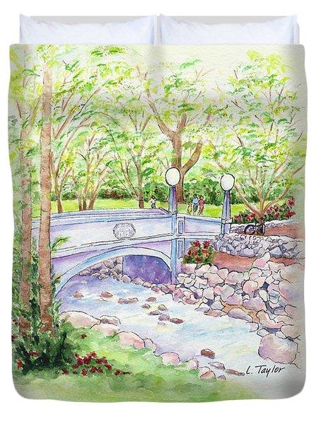 Creekside Duvet Cover