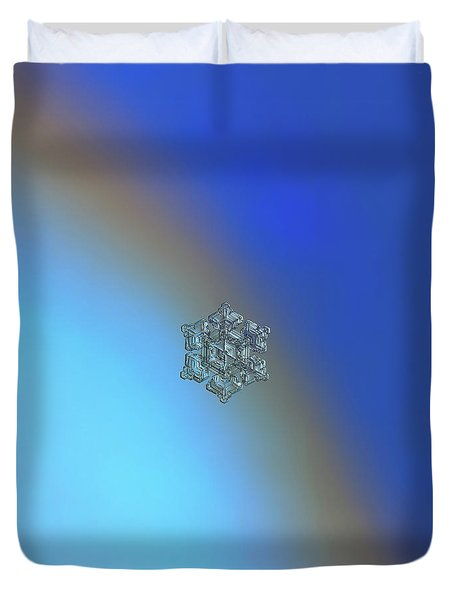 Real Snowflake - 05-feb-2018 - 5 Duvet Cover