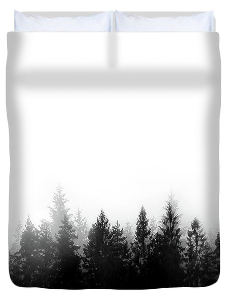 Scandinavian Forest Duvet Cover