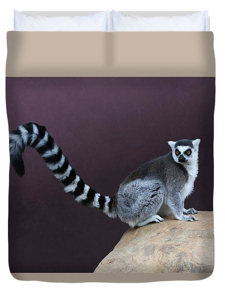 Thereby Hangs A Tail Duvet Cover