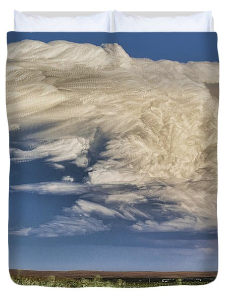 Cloud Brew Duvet Cover