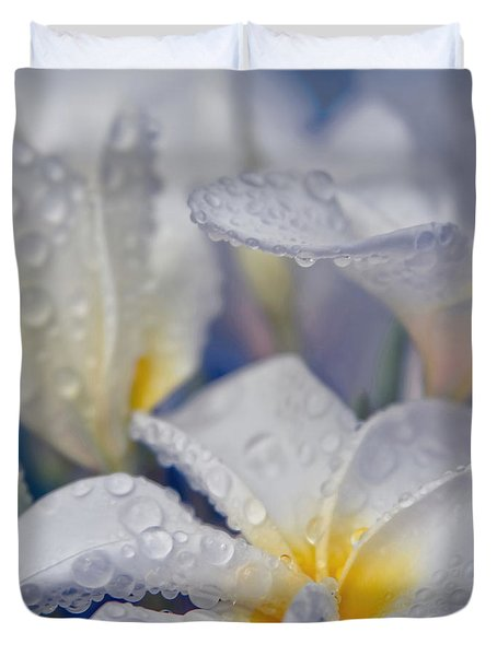 The Wind Of Love Duvet Cover