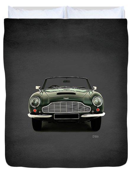 Aston Martin Db6 Duvet Cover