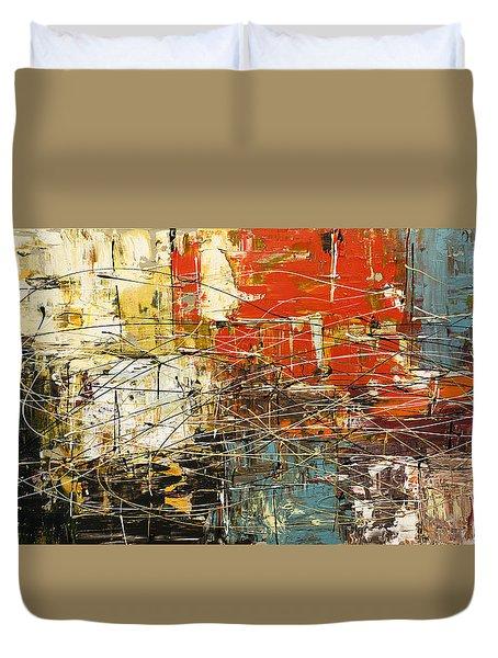 Artylicious Duvet Cover