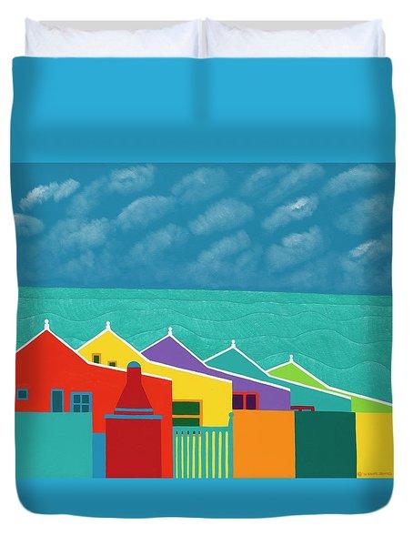 Aruba Fantasy  Duvet Cover
