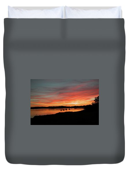 Arzal Sunset Duvet Cover