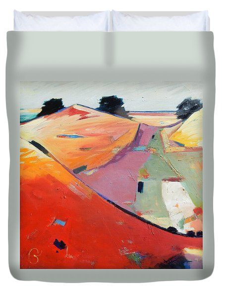 As I See It Duvet Cover