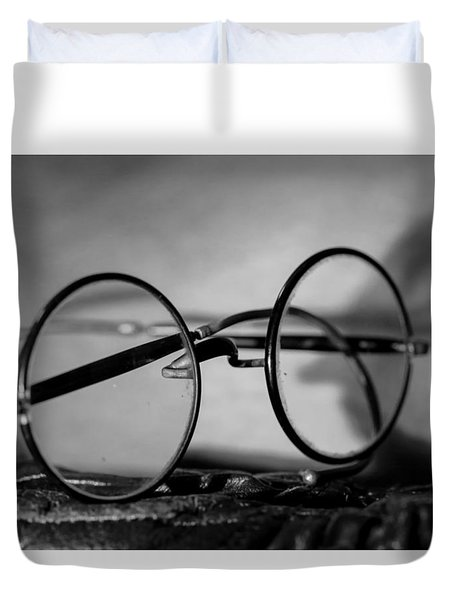 As Time Passes ... Duvet Cover