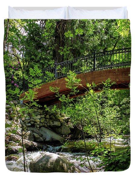 Ashland Creek Duvet Cover