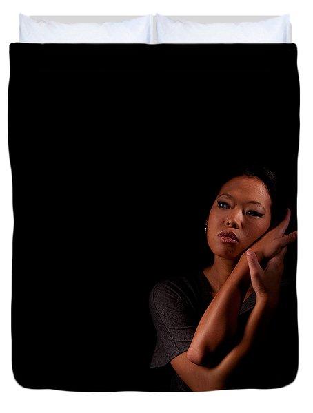 Asian Beauty 1284569 Duvet Cover