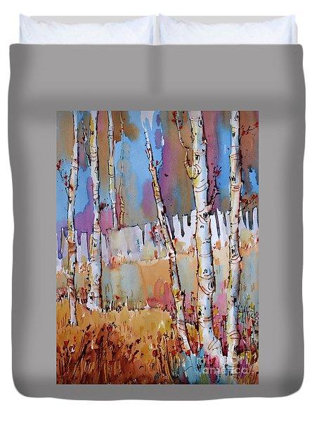 Aspen Fantasy Duvet Cover