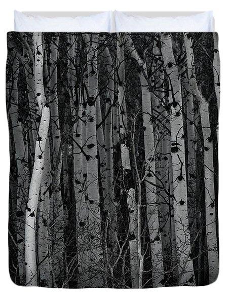 Aspen Forest Duvet Cover