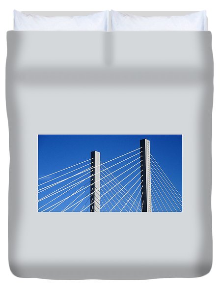 Aspire 2 Duvet Cover by Martin Cline