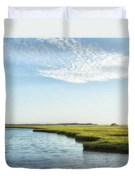 Assateague Island Duvet Cover