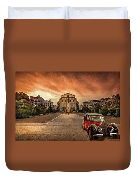 Assignation Duvet Cover