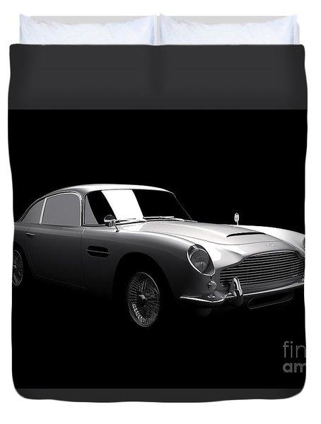Aston Martin Db5 Duvet Cover
