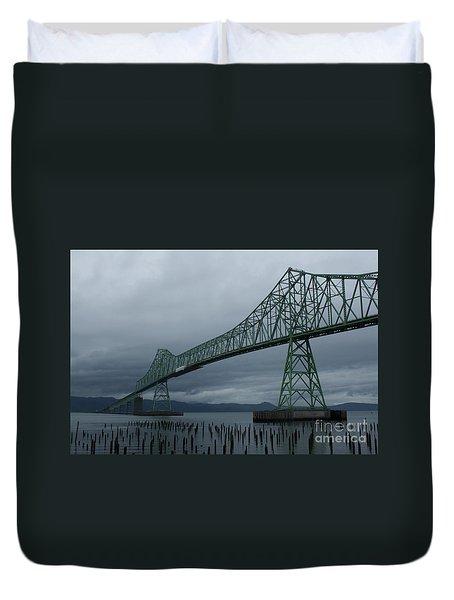 Astoria Bridge Duvet Cover