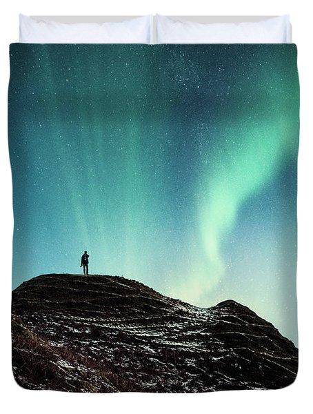 Astral Excursion Duvet Cover